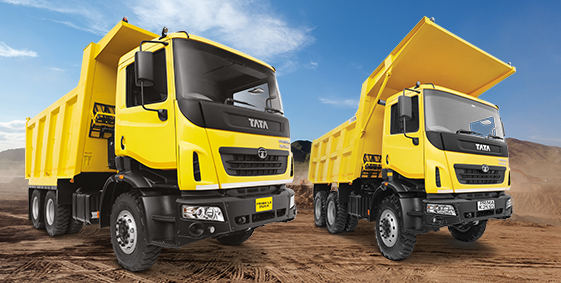 Tata Prima Trucks All Ranges