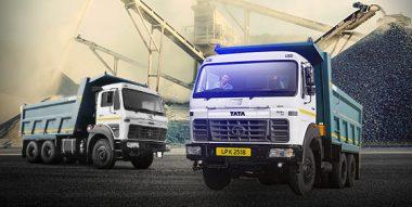 Tata LPK trucks