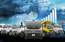 The Full-Portfolio Market Leader - Our BS6 Medium & Heavy Trucks