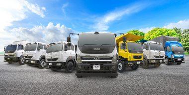 The Power-Packed Portfolio - Tata Motors' MHCV Trucks