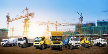 Power your Profits with Tata Motors Tipper Trucks