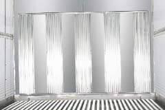 T grating corrugated aluminum extrusions