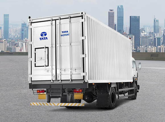 Tata Heavy Trucks Reefer Gallery