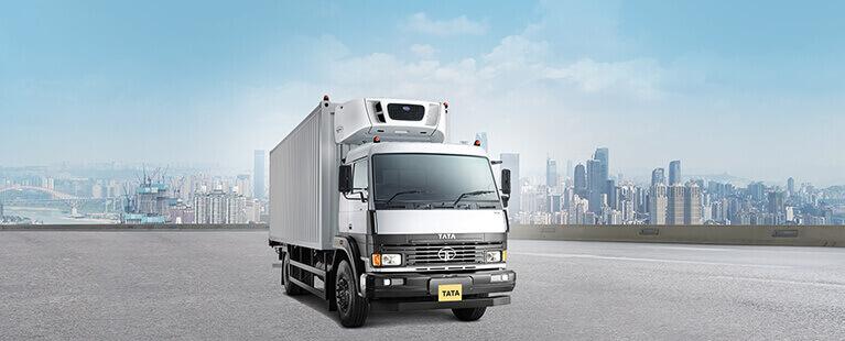 Tata Motors` refrigerated trucks