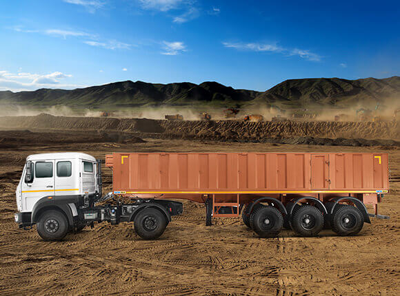 Tata Heavy Trucks Sidewall Gallery