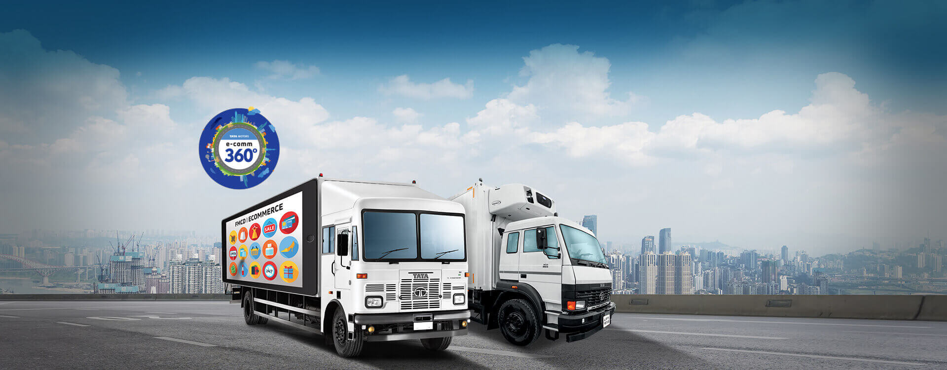 Tata Motors Trucks | Manufacturer of Heavy Trucks, Tractors