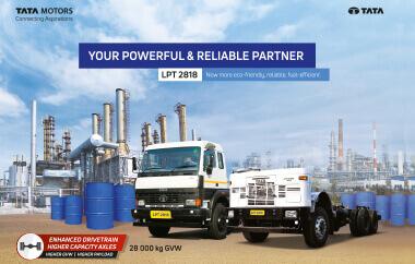 Tata LPT 2818 Brochure