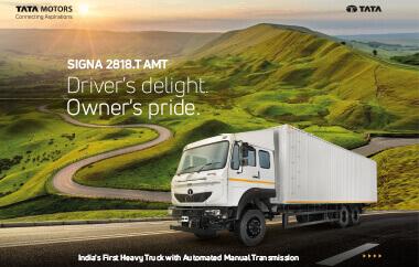 Tata Signa 2818.T Trucks Brochure