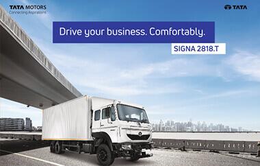 Tata Signa 2818 Trucks Brochure