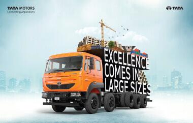 Tata Signa 4823.T Trucks Brochure