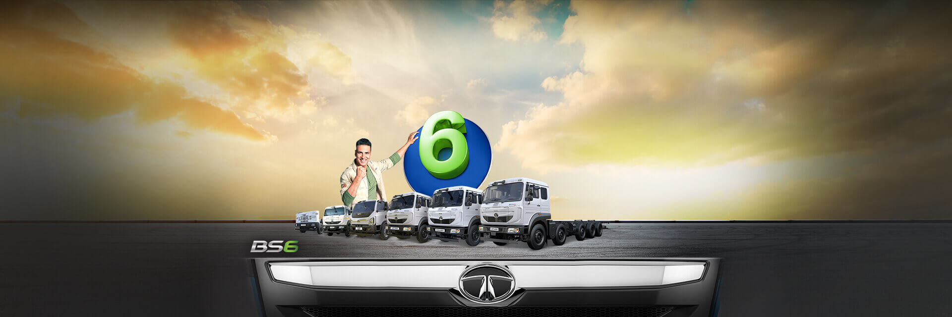 Tractors category banner