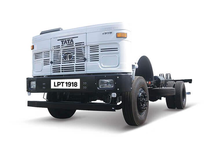 Tata LPT 1918 5l Turbotronn Trucks