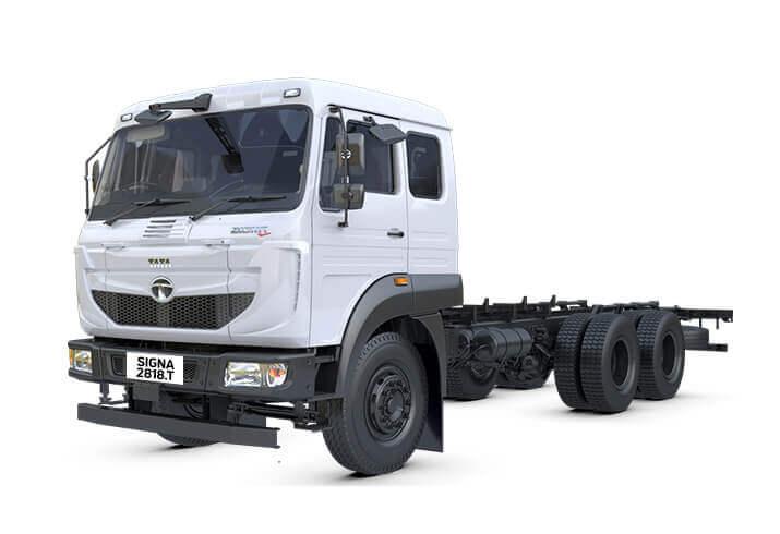 TATA LPT 2818 Cowl & SIGNA 2818.T BS6 Trucks