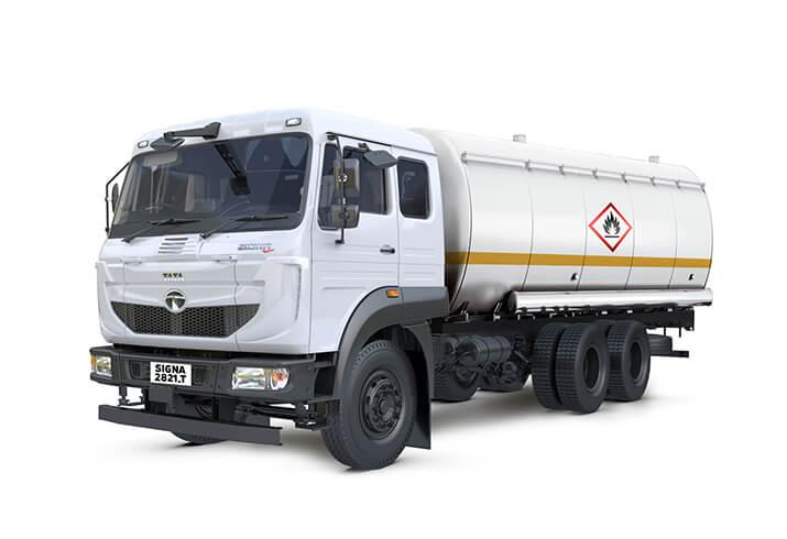LPT 2821 Cowl & SIGNA 2821.T BS6 Trucks