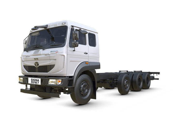 TATA LPT 3518 Cowl & SIGNA 3518.T BS6 Trucks