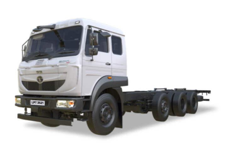 TATA LPT 3521 Trucks