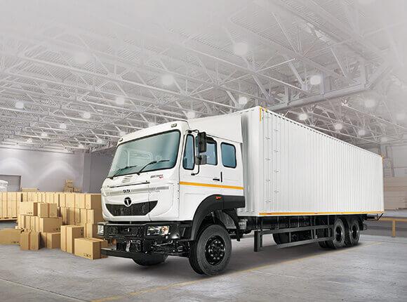 Tata Signa 2818  Heavy Trucks