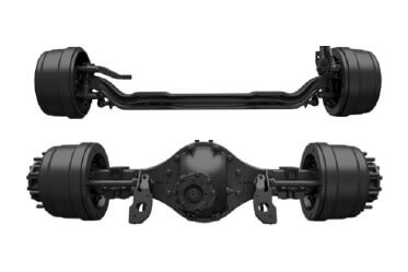 TATA Front Axle