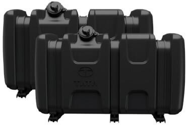Twin Fuel Tank