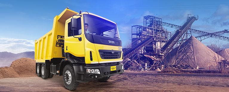 Tata Prima Lx 2525 K Trucks Driver Side