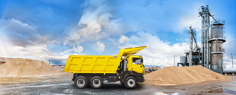 Tata Prima Lx 2825 K Trucks Driver Side