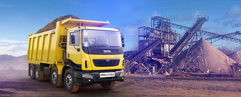 Tata Prima Lx 3125 K Tipper