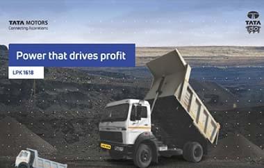 Tata LPK 1618 Trucks
