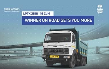 Tata LPTK 2518 Trucks Brochure