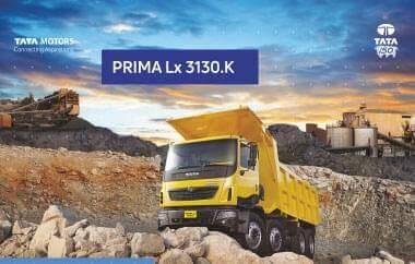 Tata Prima LX 3130 Brochure