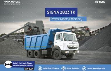 Tata Signa 2823.TK