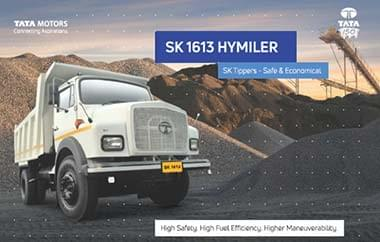 Tata SK 1613 Hymiler Brochure