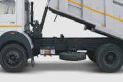 Tata LPK 1615 Wheel Base Options