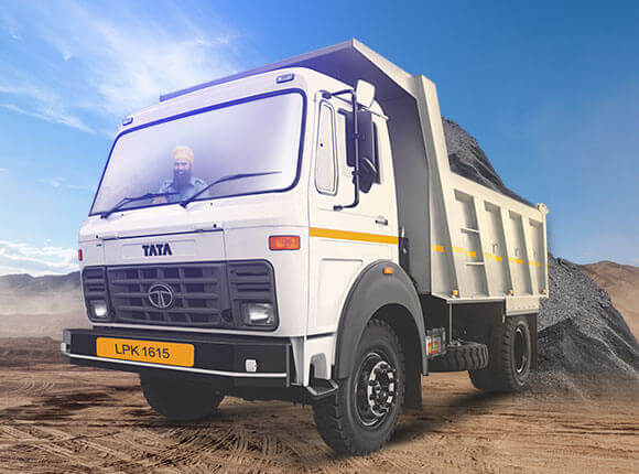 Tata LPK 1615 Trucks