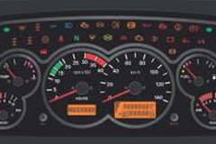advanced instrument cluster