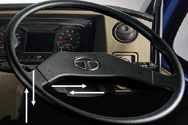 Tilt and Telescopic Steering