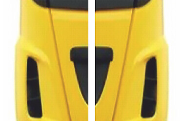 Aero Corners for lower drag and higher Fuel economy