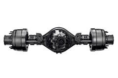 Heavy Duty Rear Axle