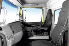 Tata Prima LX 2823.TK Tipper Trucks Cabin