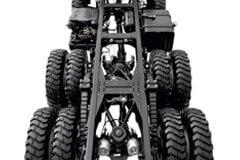 Tata Prima Lx 2823.TK Reinforced Chassis Frame