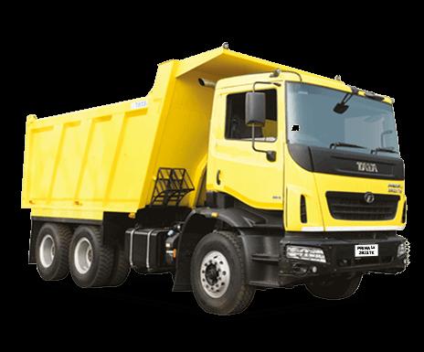 Tata Prima LX 2823.TK Tipper trucks