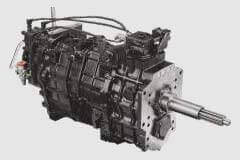 Tata Prima Lx 3125 K Gear Box