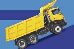 Tata Prima LX 3125.K Tipper Trucks