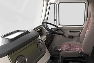 Sun Visors for Driver & Co-Driver