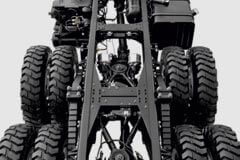 Reinforced Chassis Frame