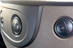 Truck ventilation system<