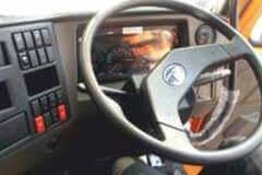 Tata Signa 3718 K Ergonomic Steering