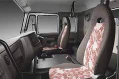 Tata Signa 3718.K Interior Seats