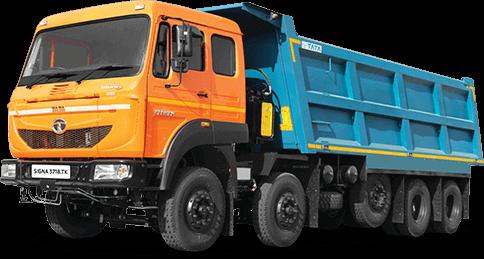 Tata Signa 3718 Trucks