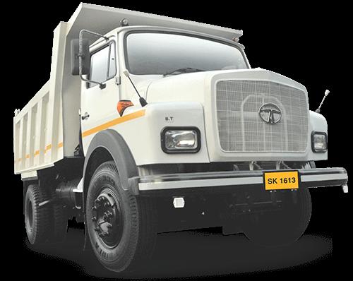 Tata SK 1613 RH Side White