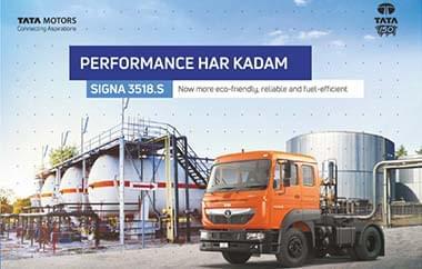 Tata Signa 3518 Trucks